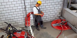 CONCRETE-WIRE-SAWING(HILTI-DS-WSS-30)Wet